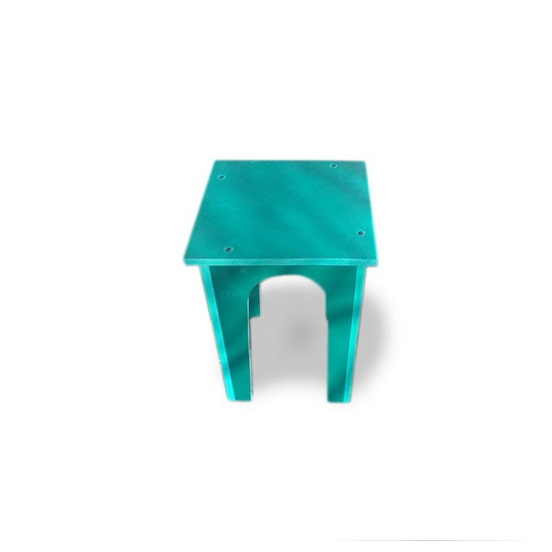 scaun-pvc-verde-